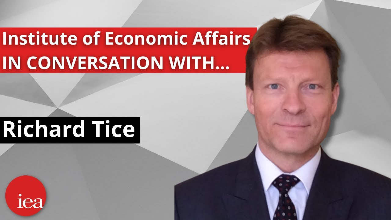 In Conversation with Richard Tice