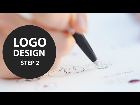 Logo Design Step 2 of 3 | SKETCH | Graphic Design Stories