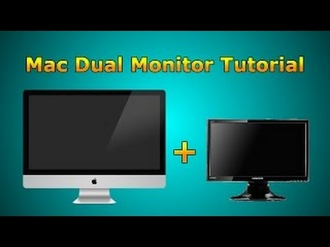 How to make Dual Monitor backgrounds (MAC)