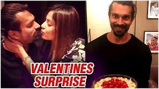 Bipasha Basu And Karan Singh Grover Kiss PUBLICLY On Valentines Day