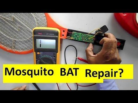 Electric Insect Killer Bat Complete Repairing Solution (Full Tutorial)