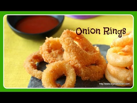 Onion Rings - Quick & Easy Snack Recipe