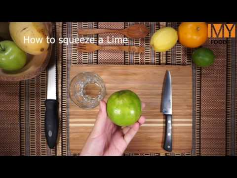 How to squeeze a Lime