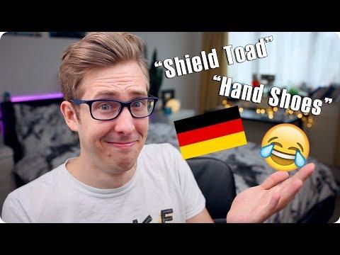 If English Was Like German! Funniest German Words | Evan Edinger