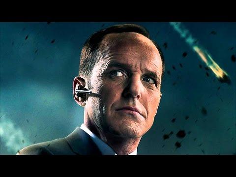 Marvel's Agents of SHIELD Cast Talk Season 2 - Comic Con 2014