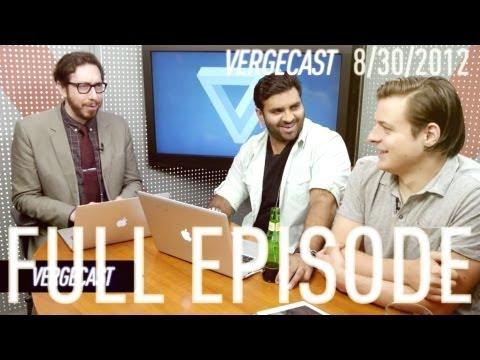 The Vergecast 045: IFA 2012, and Obama on Reddit
