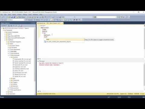 SQL Tip #7: How to debug your SQL
