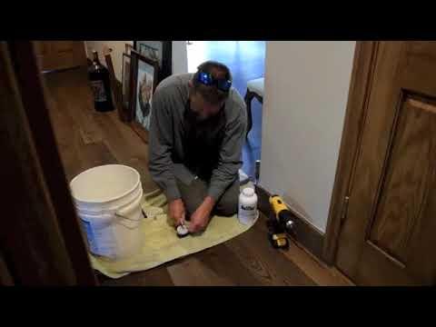 DriTac Engineered Flooring Repair