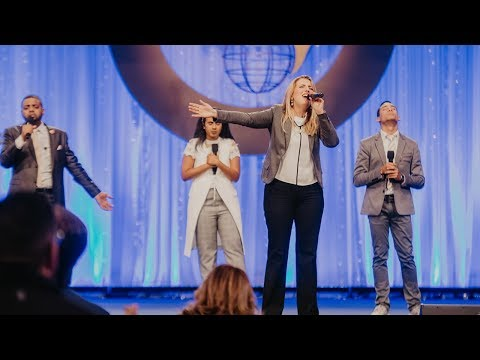 Praises to the King (live) - New Wine | King Jesus Ministry
