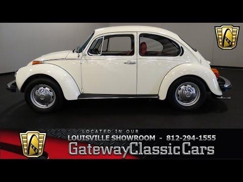 1974 Volkswagen Beetle -  Louisville Showroom - Stock # 1497