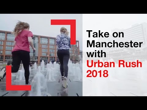 Take on Manchester with Urban Rush 2018   events   Shelter