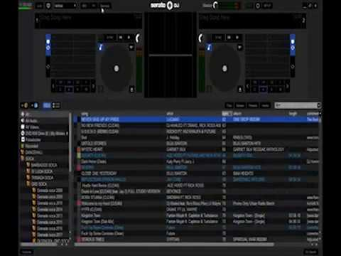 How to add Sound effect/Sampler on to serato dj