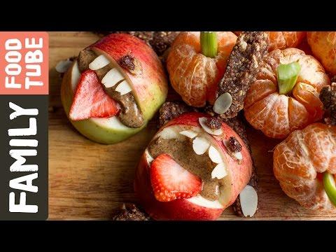 Healthy Halloween Treats | Happy Pear