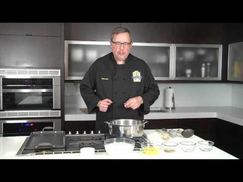 Easy Tapioca Pudding Recipe : Chef Tips & Recipes