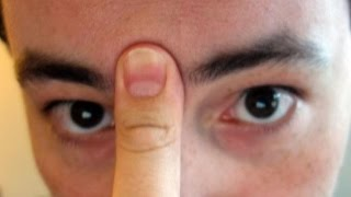 How To Clear Your Sinuses In Seconds Using Your Fingers