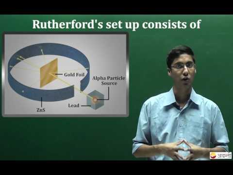 Thomson's Plum Pudding Model | Rutherford's Atomic Model | Sub-Atomic Particles - Ashwin Sir