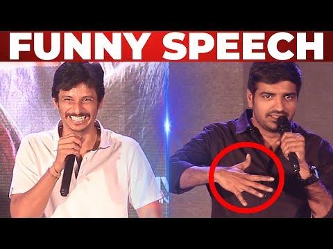 Xxx Mp4 தாய்லாந்தில் Shoot னு சொன்னவுடனே ஒகே சொல்லிட்டாரு Sathish Jiiva Kalaai Speech 3gp Sex