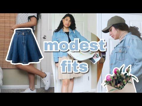 5 easy modest looks | joana sosa