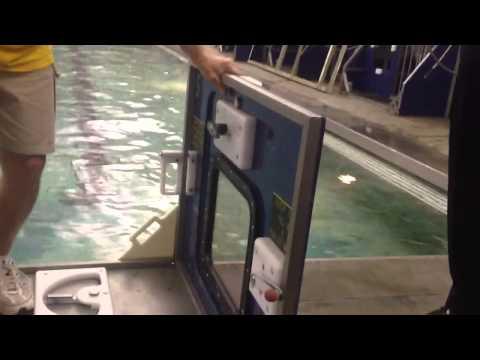Navy Swim Training