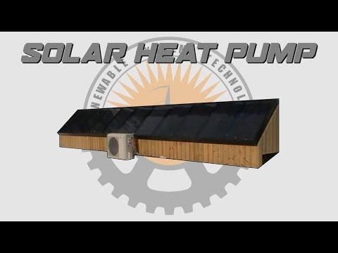 Building A Solar Heat Pump System