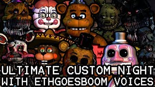 How will Phantom BB, Phone Guy and Nightmare Freddy work in Ultimate