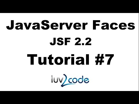 JSF Tutorial #7 - Java Server Faces Tutorial (JSF 2.2) - Installing Eclipse on Mac OS X
