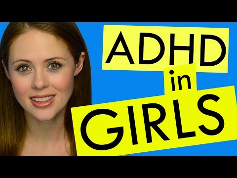 ADHD in Girls: How to Recognize the Symptoms