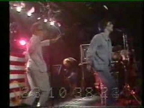 . Ubangi - Where have all the good sperms gone. TV-show 1985