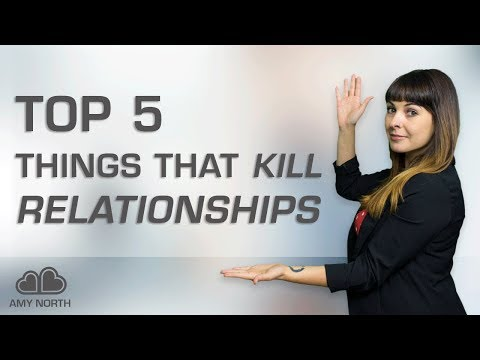 5 Common Relationship Killers