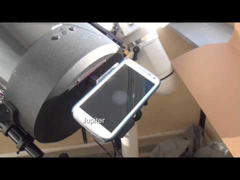 Samsung K Zoom Telescope adapter