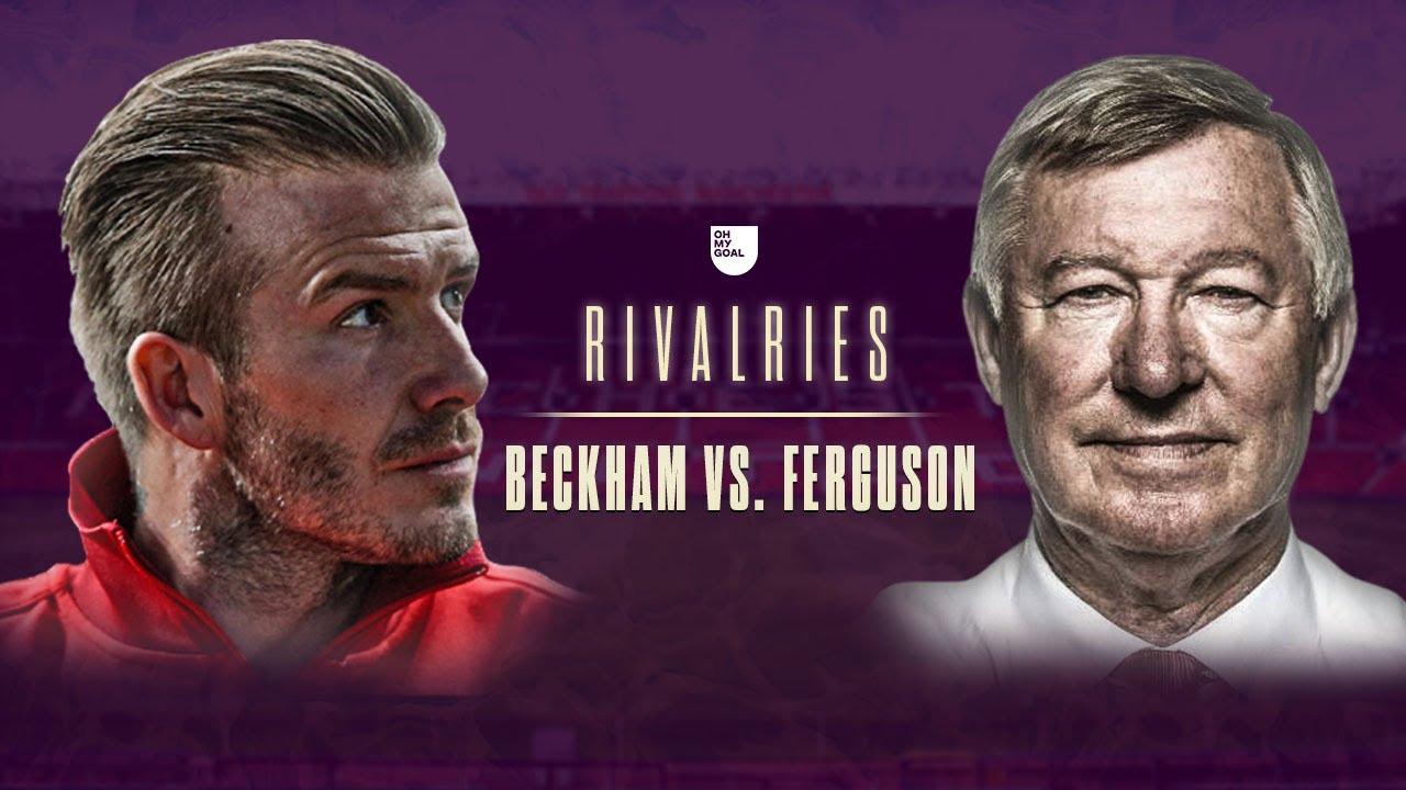 Why do Sir Alex Ferguson and David Beckham hate each other?   Oh My Goal