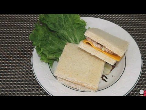 Tuna Sandwich || Bangladeshi Sandwich recipe