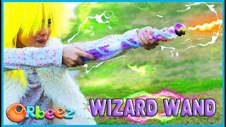 Make Your Own DIY MAGIC ORBEEZ WIZARD WAND!   Official Orbeez