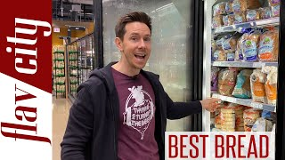 The Healthiest Bread To Buy In 2020 - Sprouted, Keto, & Gluten Free