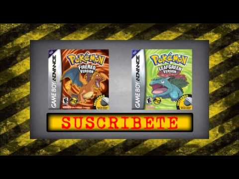 Pokemon Fire Red & Leaf Green   56   Forget Skill