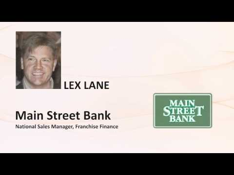 Franchise Finance: Small Business Borrower