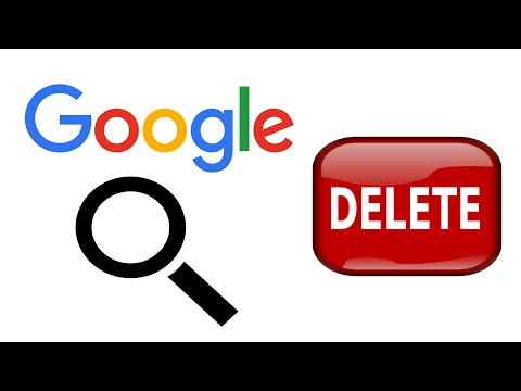 New Way - How To Delete Google Account Search History and Stop Google From Tracking Your Searches