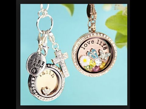 Jewerly Giveaway! Origami Owl Living Locket Review