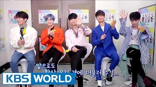 Interview with SHINee at their fan meeting [Entertainment Weekly / 2017.05.29]