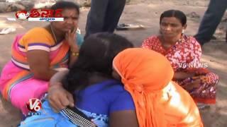 Kissing Baba || Sanjeev Baba || Prodduturu || Teenmaar News || V6 News