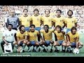 Footballs Greatest International Teams Brazil 1982