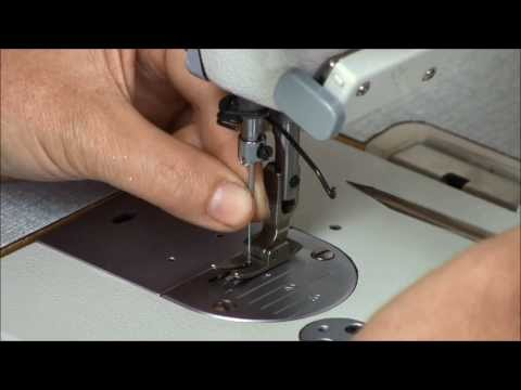How To Change A Sewing Machine Needle On An Industrial Sewing Machine - The Fashion Industry Way