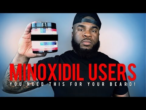 How to Double Your Minoxidil Beard Growth | Best Quick & Easy Tip For Fuller and Thicker Minox Beard