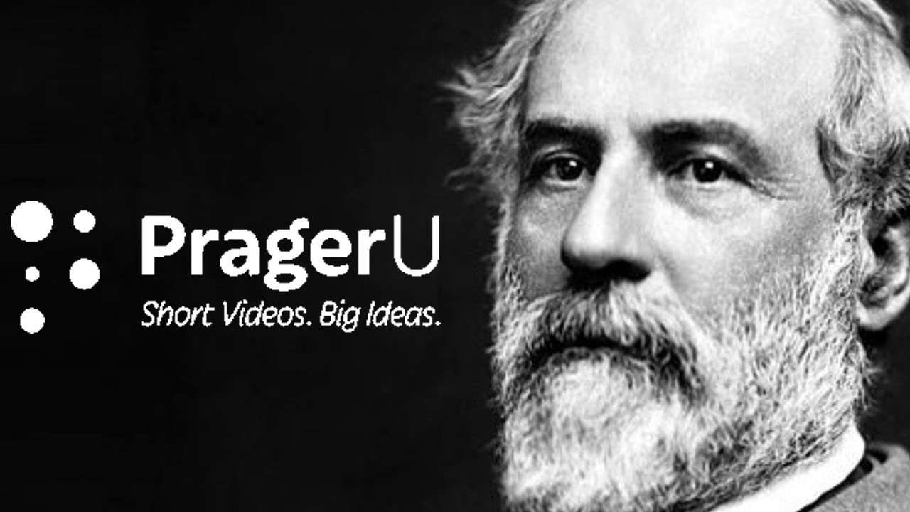 PragerU Releases Hilariously BAD Video To Defend Robert E. Lee Statues