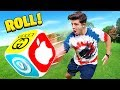 You Roll I Buy It Challenge With My Family