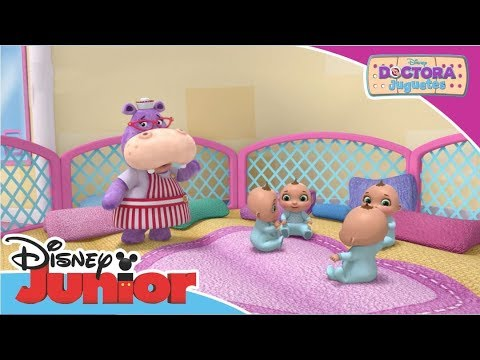 Doctora Juguetes: Momentos Mágicos - El Primer Bebé | Disney Junior Oficial