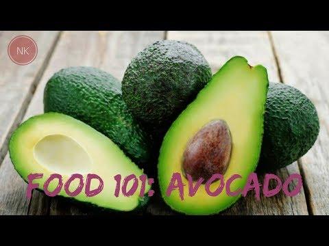 Food 101 : एवोकाडो (Avacado)  | जाने एवोकाडो  के बारे में सब कुछ | नैन्जा कपूर