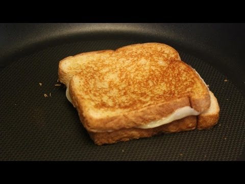 How To Make A Tasty Grilled Cheese Sandwich