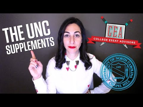 How to Get Into UNC (With a Great Essay)