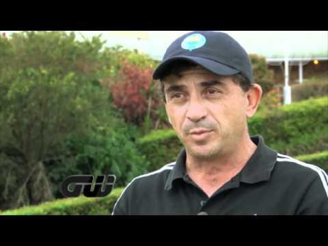 Carbrook Golf Club, Australia - Bull Sharks in the Water Hazard